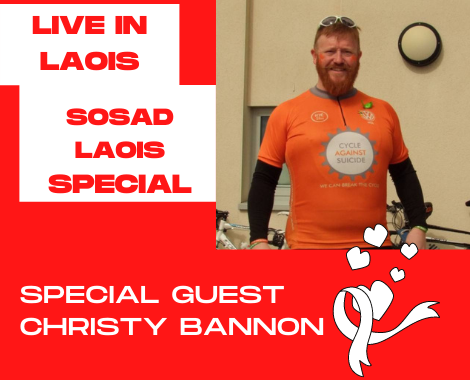 Latest Laois TV: 'Live in Laois' Chat with Christy Bannon