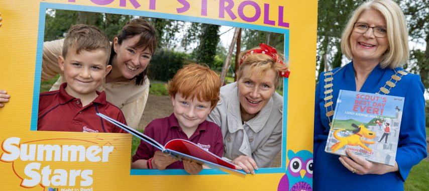 Latest Laois Event: Get ready for Laois Libraries' Story Stroll
