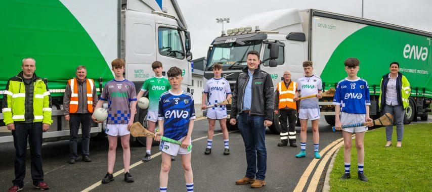 Latest Laois Sport: Enva Ireland to sponsor Laois Underage Development Squads