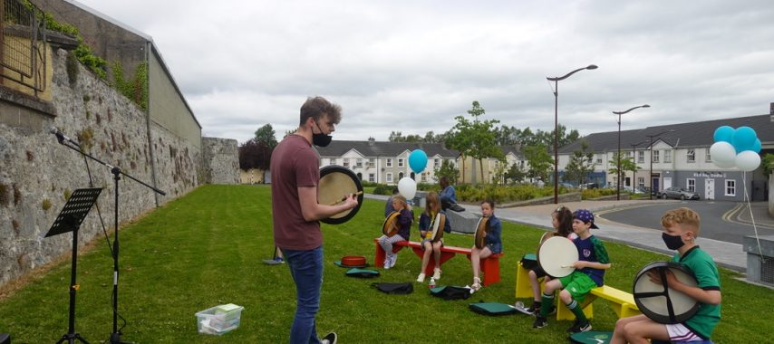 Latest Laois News: Cruinniú na nÓg 2021 celebrating creativity of young people in Laois