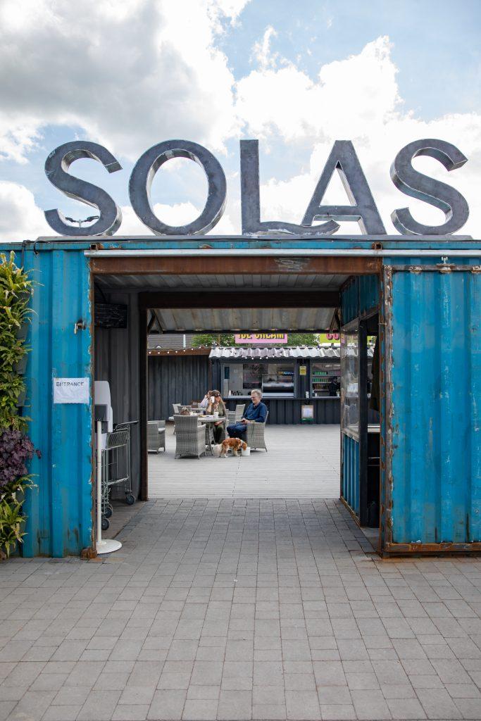 Portarlington sees opening of Ireland's first Eco Garden Centre