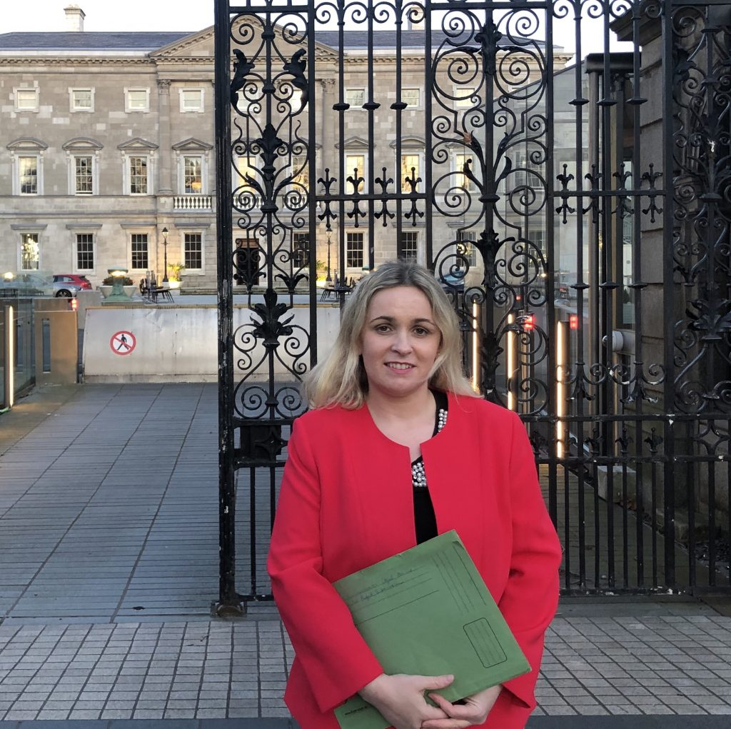 Local TD claims Dept. of Agriculture's proposed new regulatory system will take away ability of Responsible Persons (RP's) to prescribe and sell anti-parasitic veterinary medicines after January 2022.