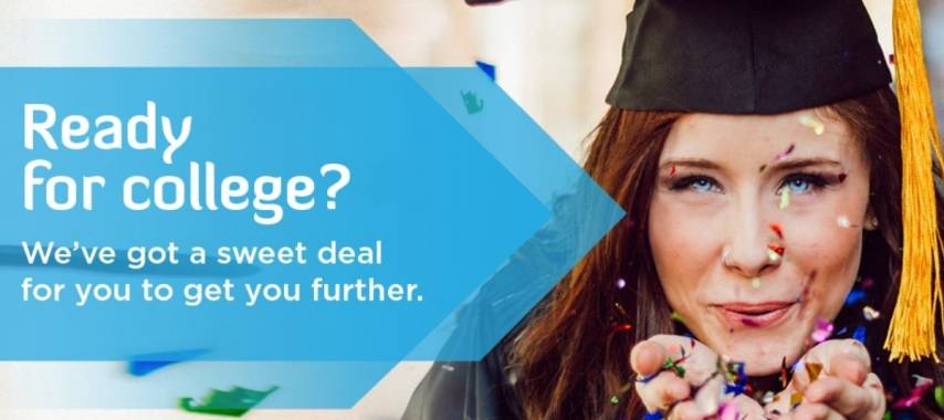 Latest Laois Offer: People First Credit Union helping you through College