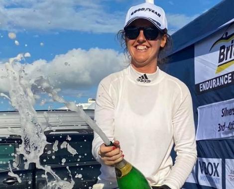 Latest Laois Sport: Roscrea woman wins at Silverstone