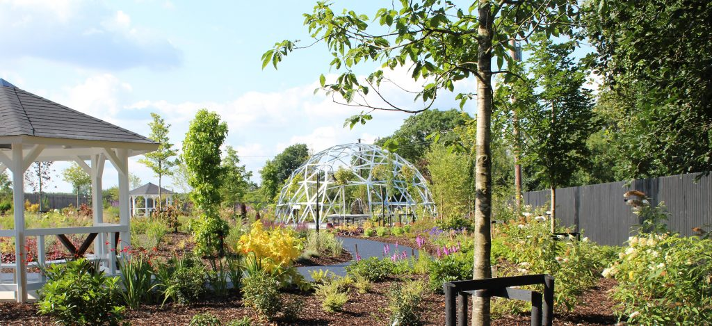 Nua Healthcare Opens Spectacular Botanical Gardens in County Westmeath