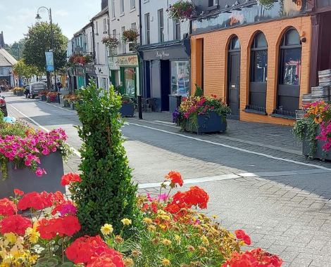 Latest Laois News: Mountrath, Mountmellick, Rathdowney, Ballinakill and Ballylinan to benefit from Streetscape Enhancement grants