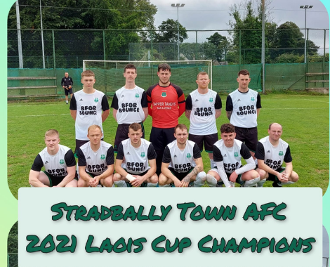 Latest Laois Sport: Stradbally Town prevail in thrilling Laois Cup Final