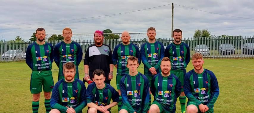 Latest Laois Sport: Epic Maryborough FC fightback denies Portlaoise Rovers