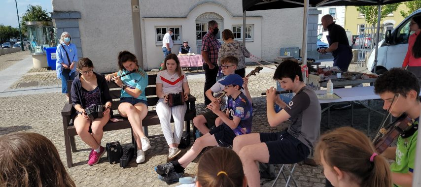 Latest Laois News: Spink Comhaltas makes big investment in its members and future
