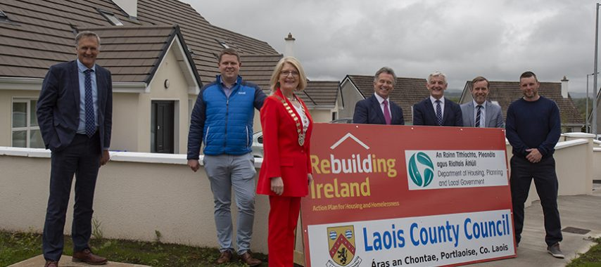 Latest Laois News: NOAC Report shows improved performance from Laois County Council