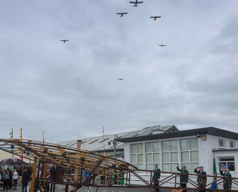Latest Laois News: 'Portlaoise Plane' makes final journey home