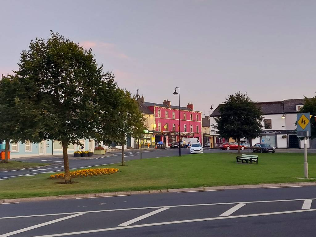 Durrow is one of two Laois locations to get Outdoor Dining funding