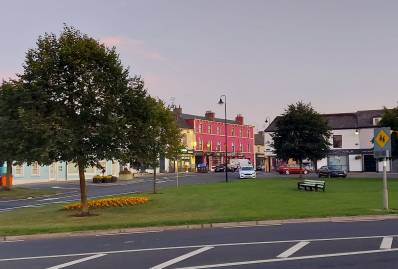 Latest Laois News: Big funding boost for Laois Outdoor Dining Facilities welcomed