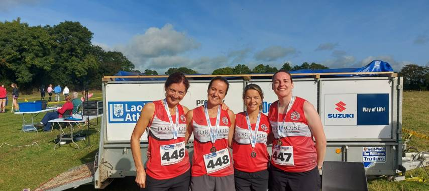 Latest Laois Sport: Laois County Intermediate and Uneven Ages Cross Country Championship Results